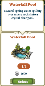 Freeitem Waterfall Pool-caption