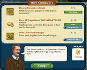 Quest Barn Raising 2-Tasks