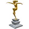 Marketplace Art Deco Sculpture-icon