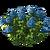 Marketplace Blue Hydrangea-icon