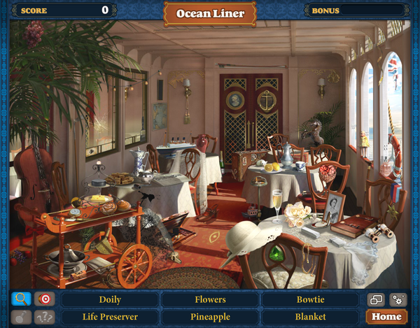 Scene Ocean Liner-Screenshot