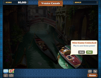 Scene Venice Canals MG-Screenshot