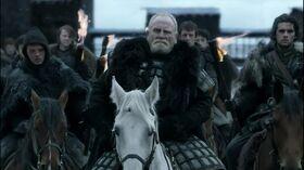 Gran Exploración Jeor Mormont HBO