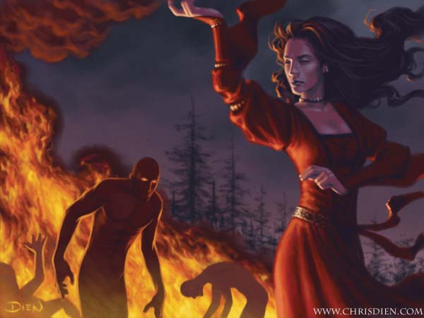 Archivo:Melisandre by Chris Dien, Fantasy Flight Games©.jpg