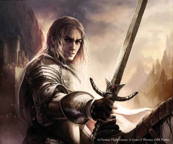 Archivo:Jaime Lannister by Magali Villeneuve, Fantasy Flight Games©.jpg