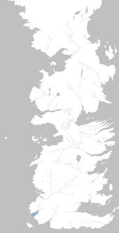 Mapa Canal de los Susurros