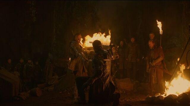 Archivo:Perro Dondarrion combate HBO.jpg