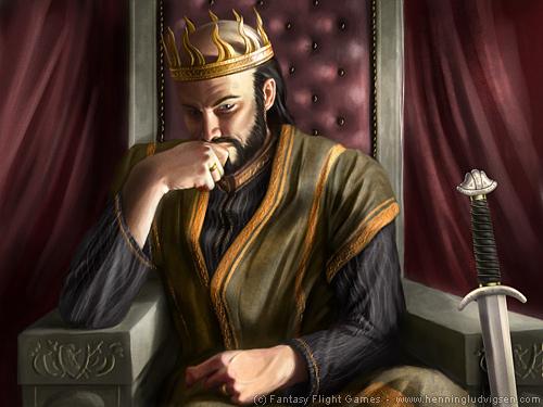 Archivo:Stannis Baratheon by Henning Ludvigsen, Fantasy Flight Games©.jpg
