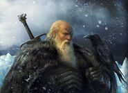 Jeor Mormont by Antonio José Manzanedo, Fantasy Flight Games©