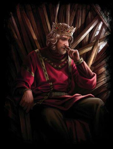Archivo:Aenys I Targaryen by Magali Villeneuve©.jpg