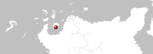 Mapa Gogossos