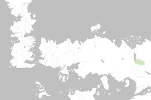 Mapa Tierras de los Shrykes
