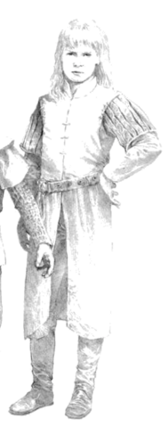 Archivo:Aemond Targaryen by Douglas Wheatley©.png