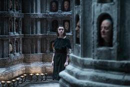 Arya Sala de los Rostros HBO