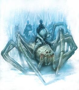 Arañas de hielo by Marc Simonetti©