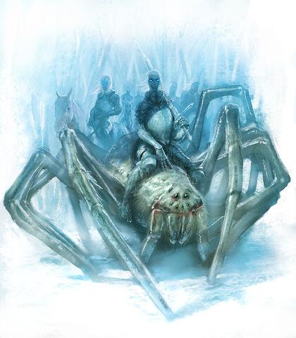 Archivo:Arañas de hielo by Marc Simonetti©.jpg
