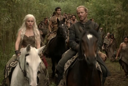 Daenerys y la Plata HBO
