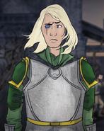 Aemond Targaryen Histories & Lore