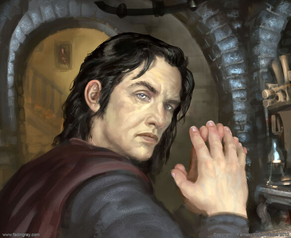 Archivo:Roose Bolton by Lukasz Jaskolski, Fantasy Flight Games©.jpg