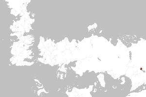 Mapa Ciudad de los Hombres Alados