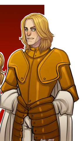 Archivo:Jaime Lannister by Enife©.jpg