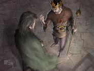 Stannis by Patrick McEvoy, Fantasy Flight Games©