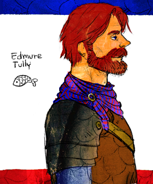 Archivo:Edmure Tully by Juliana P©.png