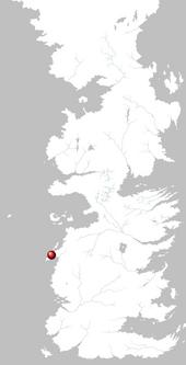 Mapa Kayce