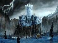 Bastión de Tormenta by Franz Miklis, Fantasy Flight Games©