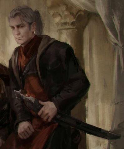 Archivo:Daeron Targaryen, hijo de Aegon V by Karla Ortiz©.jpg