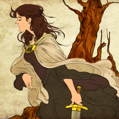 Archivo:Lyanna Stark by Juliana P©.png