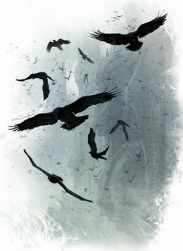 Ravens bearing Aegon's proclamation to all corners of Westeros by Marc Simonetti©.jpg