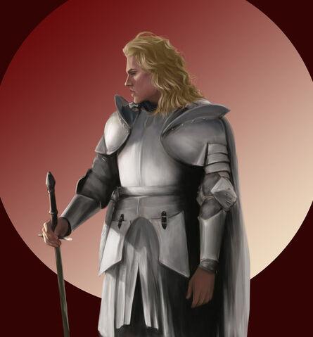 Archivo:Jaime Lannister by Dennis Maznev©.jpg