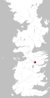 Mapa Posada de la Encrucijada