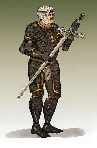 Archivo:Aegon II Targaryen by Enife©.jpg