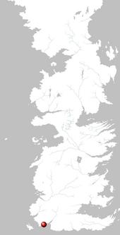 Mapa Refugio del Girasol