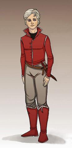 Archivo:Joffrey Velaryon by Enife©.jpg