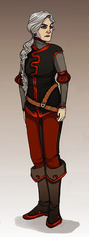 Archivo:Rhaenys Targaryen, hija de Aemon by Enife©.jpg