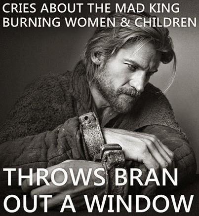 Archivo:Jaime lannister game of thrones memes.jpg