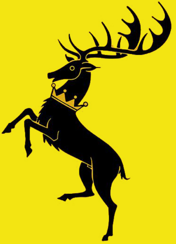Archivo:Userbox Baratheon.png