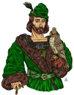 Willas Tyrell by Oznerol-1516©