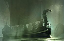 Fantasma Gris by Tomasz Jedruzek, Fantasy Flight Games©
