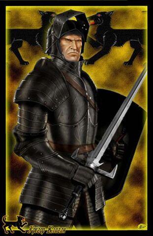 Archivo:Gregor Clegane by Amoka.JPG