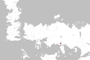 Mapa Vaes Qosar
