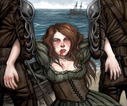 Salt Wife by Felicia Cano, Fantasy Flight Games©