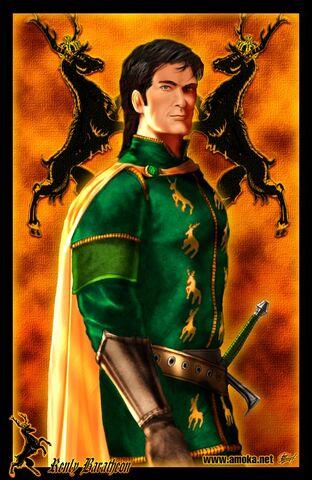 Archivo:Renly Baratheon by Amoka©.jpg
