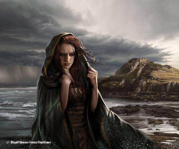 Archivo:Sansa Stark by Magali Villeneuve, Fantasy Flight Games©.jpg