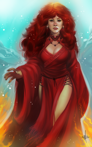 Archivo:Lady Melisandre by mattolsonart©.png