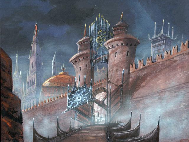 Archivo:Triple Puerta by Franz Miklis, Fantasy Flight Games©.jpg