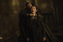 Asesinato de Catelyn HBO